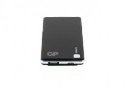 Acumulator portabil powerbank  2500mAh negru; Cod EAN: 4891199137112