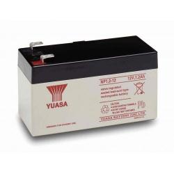 Acumulator stationar plumb acid 12V 1.2Ah L 97 x W 48 x H 54.5 Terminal F1 0.58kg