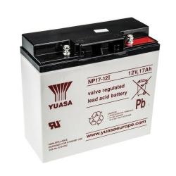 Acumulator stationar plumb acid 12V 17Ah L 181 x W 76 x H 167 Terminal M5 6.1 kg
