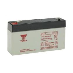 Acumulator stationar plumb acid 6V 1.2Ah L 97 x W 25 x H 54.5 Terminal F1 0.31kg