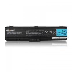 Acumulator Whitenergy 04932 pentru Toshiba PA3533/PA3534, 4400mAh