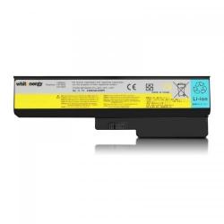 Acumulator Whitenergy 06948 pentru Lenovo 3000 G530, 4400mAh