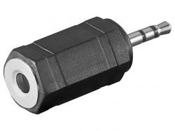 Adaptor audio 2.5mm Jack stereo tata la 3.5mm Jack stereo mama AA228-BU