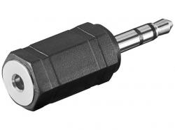 Adaptor audio 3.5mm Jack stereo tata la 2.5mm Jack stereo mama AA229-BU