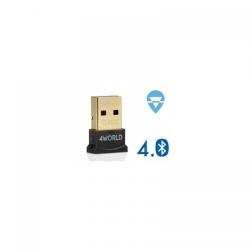 Adaptor bluetooth 4World 10242 v4.0 + EDR, USB 2.0