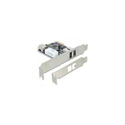 Adaptor Delock PCI Express Card - 2x FireWire A