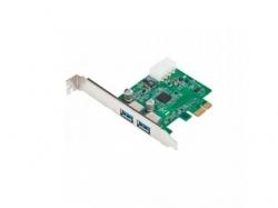 Adaptor Gembird PCI-Express UPC-30-2P, 2 x USB 3.0