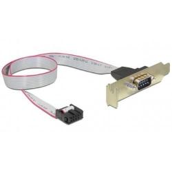 Adaptor Gembird Serial port DB9, low-profile bracket