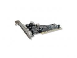 Adaptor Gembird UPC-20-4P PCI - USB 2.0, 4 porturi