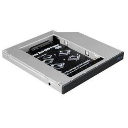 Adaptor HDD Akasa N.Stor, 2.5inch, SATA, Grey
