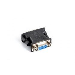Adaptor Lanberg AD-0012-BK, DVI-I Male Dual Link - VGA Female