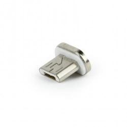 Adaptor magnetic Gembird CC-USB2-AMLM-mUM, Micro USB