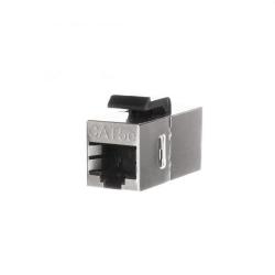 Adaptor Netrack 106-64 cord coupler RJ45-RJ45, Cat.5e, STP