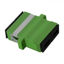 Adaptor Optic Qoltec 54143, SC/APC