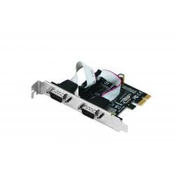 Adaptor PCI Express i-Tec, 2x RS232