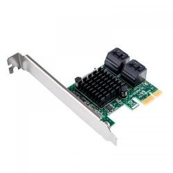 Adaptor PCI-Express Orico PAS-4U, 4x SATA3