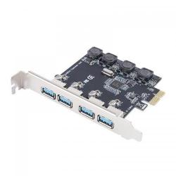 Adaptor PCI-Express Orico PNU-4U, 4x USB 3.0