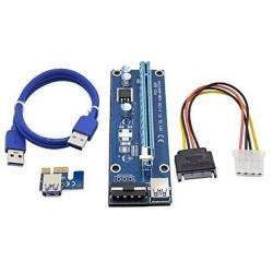 Adaptor PCI-Express Riser Gembird RC-PCIEX-04
