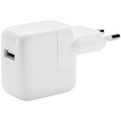 Adaptor retea Apple MGN03ZM/A, 12W, USB, White
