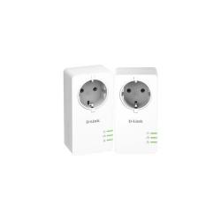 Adaptor Retea D-Link Powerline DHP-P601AV