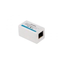 Adaptor retea Lanberg Cat.6, Rj45 - Rj45, White