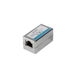Adaptor retea Lanberg Cat5e, Rj45 - Rj45, Silver