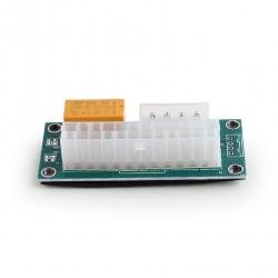 Adaptor sursa Gembird A-PSU2M-01, Molex