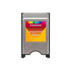 Adaptor Transcend CardFlash - PCMCIA