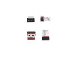 Adaptor Wireless LAN USB 2.0 mini, IEEE802.11 b/g/n, 150 Mbps USB150-MINI