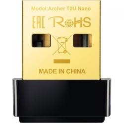 Adaptor wireless TP-LINK Archer T2U Nano