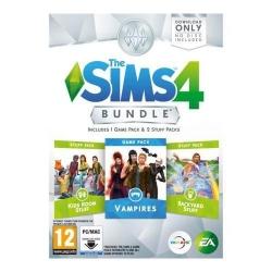 Addon The Sims 4 Bundle Pack 4 pentru PC
