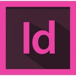 Adobe InDesign CC for teams, MultiPlatform, English, Level 1-9, Base, 1 User/1Year