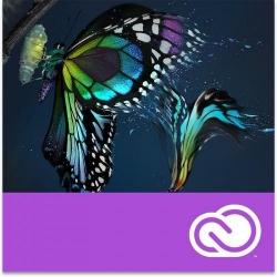 Adobe Premiere Pro CC for Teams, MultiPlatform, English, Level 1 - 9, Base, 1 User/1 Year