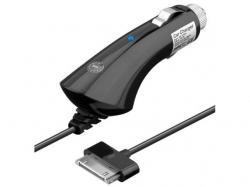 Alimentator auto de la 12V/24V la 5V 2,1A pentru Samsung Galaxy Tab, cablu 1m CAR PSUP-SAM-GAL-BU