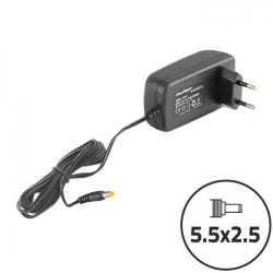 Alimentator Qoltec 50032.24W pentru LCD 12V/2A, 24W, conector 5.5x2.5mm