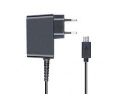 Alimentator SMPS AC/DC pentru telefoane si tablete cu mufa micro USB curent max. 2A PSUP-AC-UUSB2,0-BK-BU