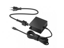 Alimentator SMPS (sursa alimentare in comutatie) AC/DC pentru Ultrabook, tableta cu mufa USB-C (USB3.1) max. 65W  8 tensiuni de iesire PSUP-AC-USB-C/65W-BL