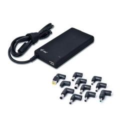 Alimentator universal i-tec Advance Ultra Slim, 10 conectori, 90W