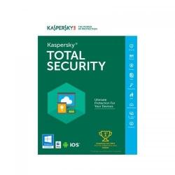 Antivirus Kaspersky Total Security 2019, 1 user/ 1year, Base Electronic