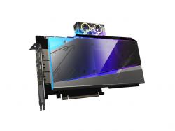 Placa video GIGABYTE AORUS nVidia GeForce RTX 3090 XTREME WATERFORCE WB 24GB, GDDR6X, 384bit