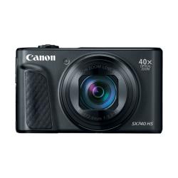 Aparat foto compact Canon PowerShot SX740 HS, 20.3MP, Black