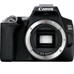 Aparat foto DSLR Canon EOS 250D, 24.1MP, Black
