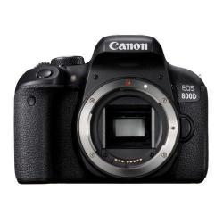 Aparat foto DSLR Canon EOS 4000D, 18MP, Black
