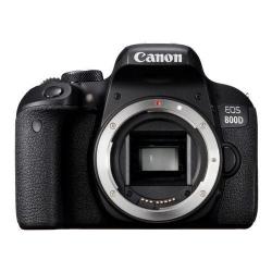 Aparat foto DSLR Canon EOS 800D, 24.2MP, Black