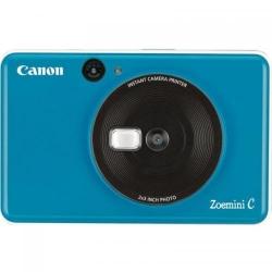 Aparat foto instant Canon Zoemini C, 5MP, Blue