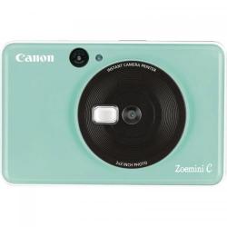 Aparat foto instant Canon Zoemini C, 5MP, Green