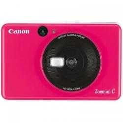 Aparat foto instant Canon Zoemini C, 5MP, Pink