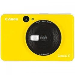 Aparat foto instant Canon Zoemini C, 5MP, Yellow