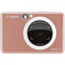 Aparat foto instant Canon Zoemini S, 8MP, Rose