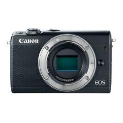Aparat foto Mirrorless Canon EOS M100, 24.2MP, Black